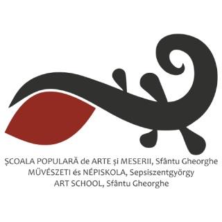 Logo - Școala Populară de Arte și Meserii, Sfântu Gheorghe